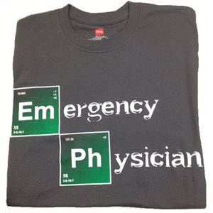 Emergency Physician T-Shirt -Large