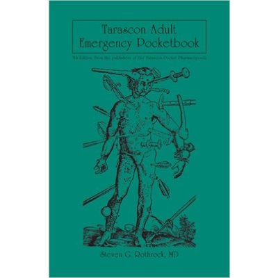 Tarascon Adult Emergency Pocketbook, Fifth Edition (AMAZON)