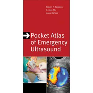 Pocket Atlas of Emergency Ultrasound (AMAZON)