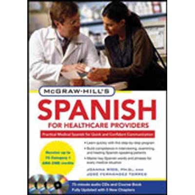 McGraw Hill's Spanish for Healthcare Providers 2E (AMAZON)