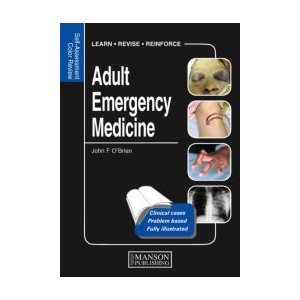 Adult Emergency Medicine:Self-Assessment Color Review (AMAZON)