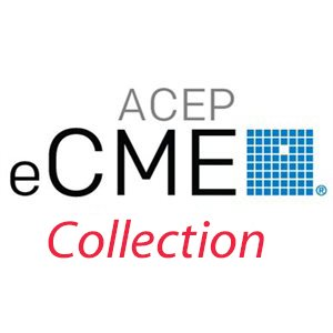 2015 ACEP eCME Combo (Kit Item)