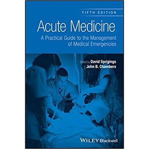 Acute Medicine: A Practical Guide to the Management of Medical Emergencies (AMAZON)