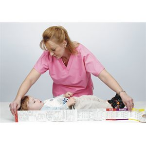 Broselow™ Pediatric Emergency Tapes Pkg. of 5