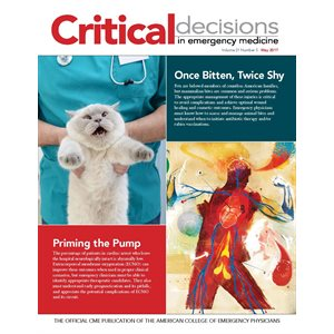 Critical Decisions in Emergency Medicine Subscriptions