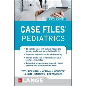 Case Files Pediatrics, Fifth Edition (AMAZON)