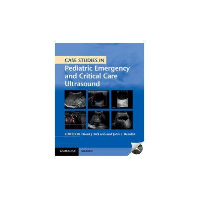Case Studies in Pediatric Emergency and Critical Care Ultrasound (AMAZON)