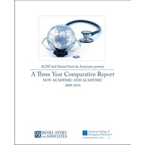 2011 Three Year Comparative Report