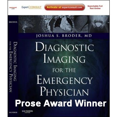 Diagnostic Imaging for the Emergency Physician (AMAZON)