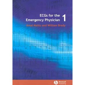 ECGs for the Emergency Physician 1 (AMAZON)
