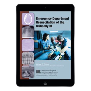 Emergency Department Resuscitation of the Critically Ill, Digital (App Store)