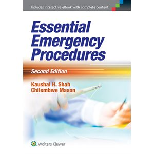 Essential Emergency Procedures, 2nd Edition (AMAZON)