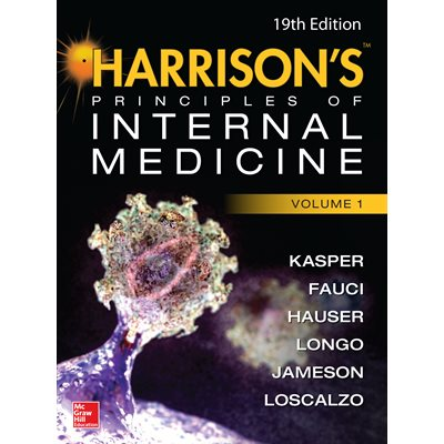 Harrison's Principles of Internal Medicine, 19E (AMAZON)