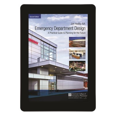 Emergency Department Design - Kindle Edition (AMAZON)