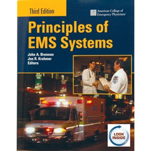 Principles of EMS Systems, 3rd Ed.