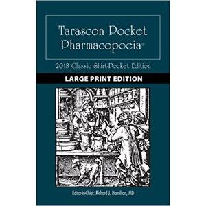 Tarascon Pocket Pharmacopoeia 2018 Shirt Pocket Edition (AMAZON)