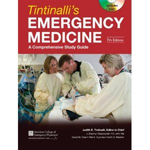 Tintinalli's Emergency Medicine: A Comprehensive Study Guide, 7th Ed. (AMAZON)
