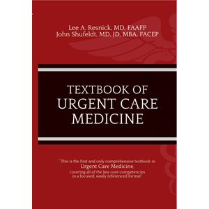 Textbook of Urgent Care Medicine (AMAZON)