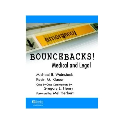Bouncebacks! Medical and Legal (AMAZON)