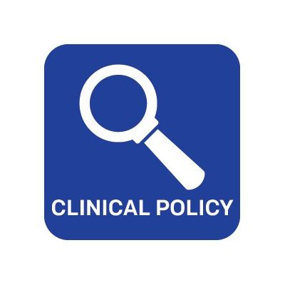 Clinical Policy: Critical Issues in the Diagnosis and Management of the Adult Psychiatric Patient in the Emergency Department