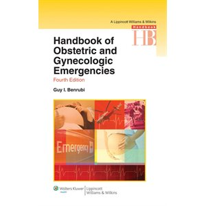 Handbook of Obstetric and Gynecologic Emergencies, 4th Ed.