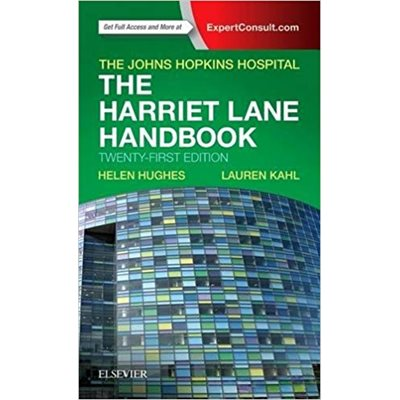 The Harriet Lane Handbook: Mobile Medicine Series, 21e (AMAZON)