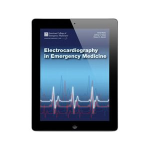 Electrocardiography in Emergency Medicine Digital  (App Store Modules)
