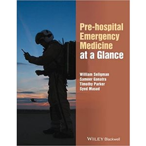 Prehospital Emergency Medicine at a Glance (AMAZON)
