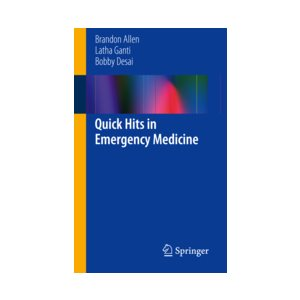 Quick Hits In Emergency Medicine (AMAZON)